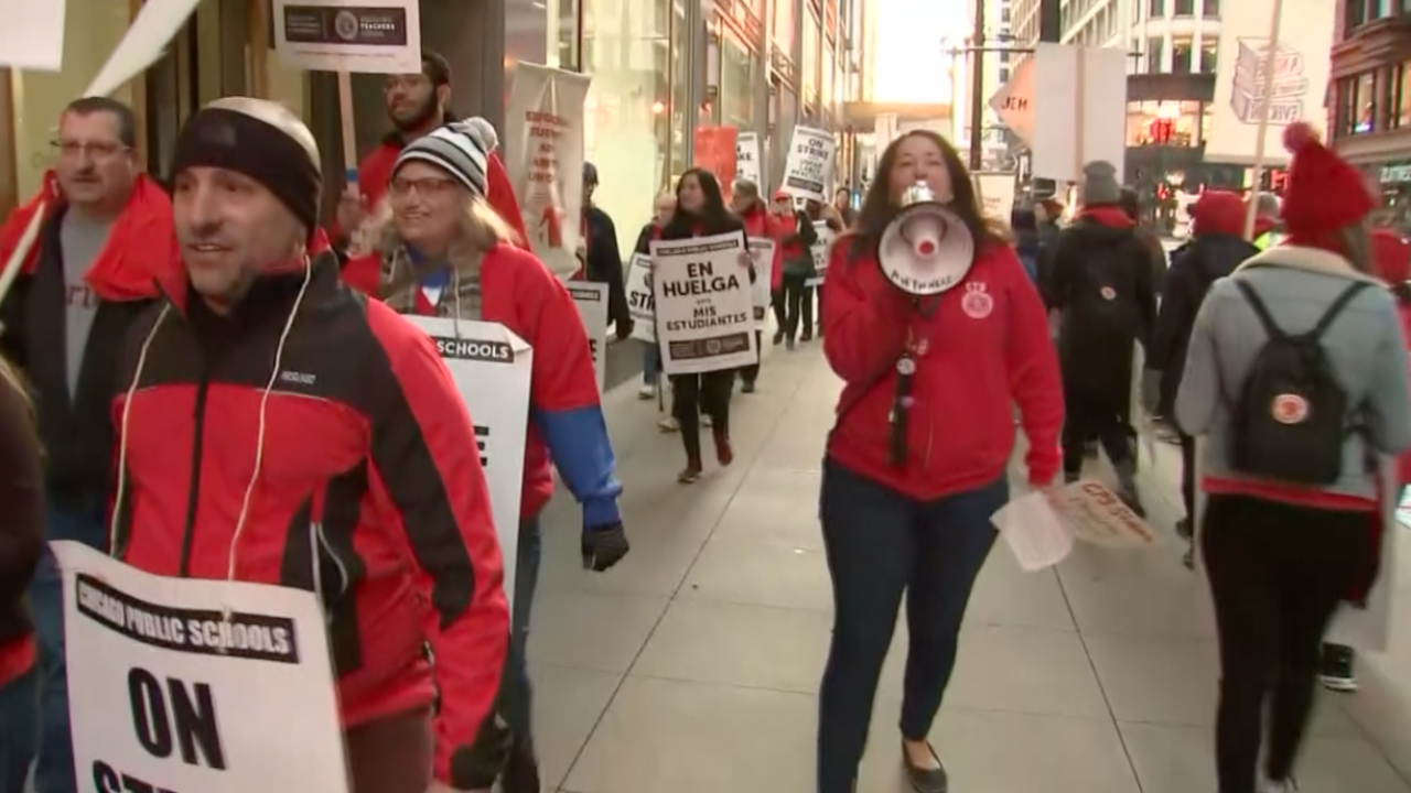 More than 300k students out of school as teacher strike continues