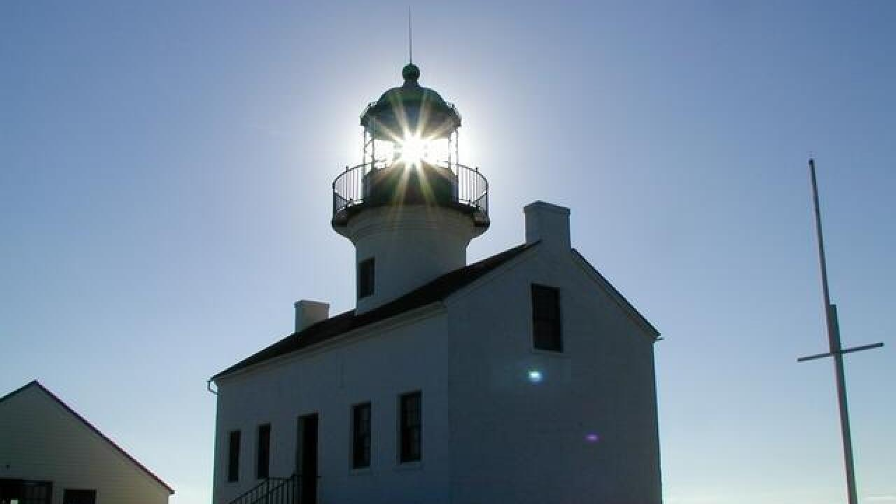 Point Loma Lighthouse tours celebrate 126 years