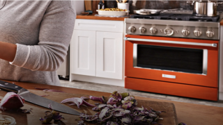 KitchenAid's Gas Ranges Now Come In A Rainbow Of Colors