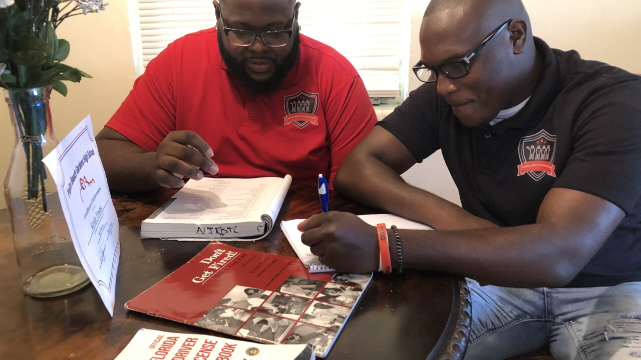 """A non-profit organization dedicated to creating """"generational wealth and empowerment"""" for Black males in Riviera Beach turns two."""