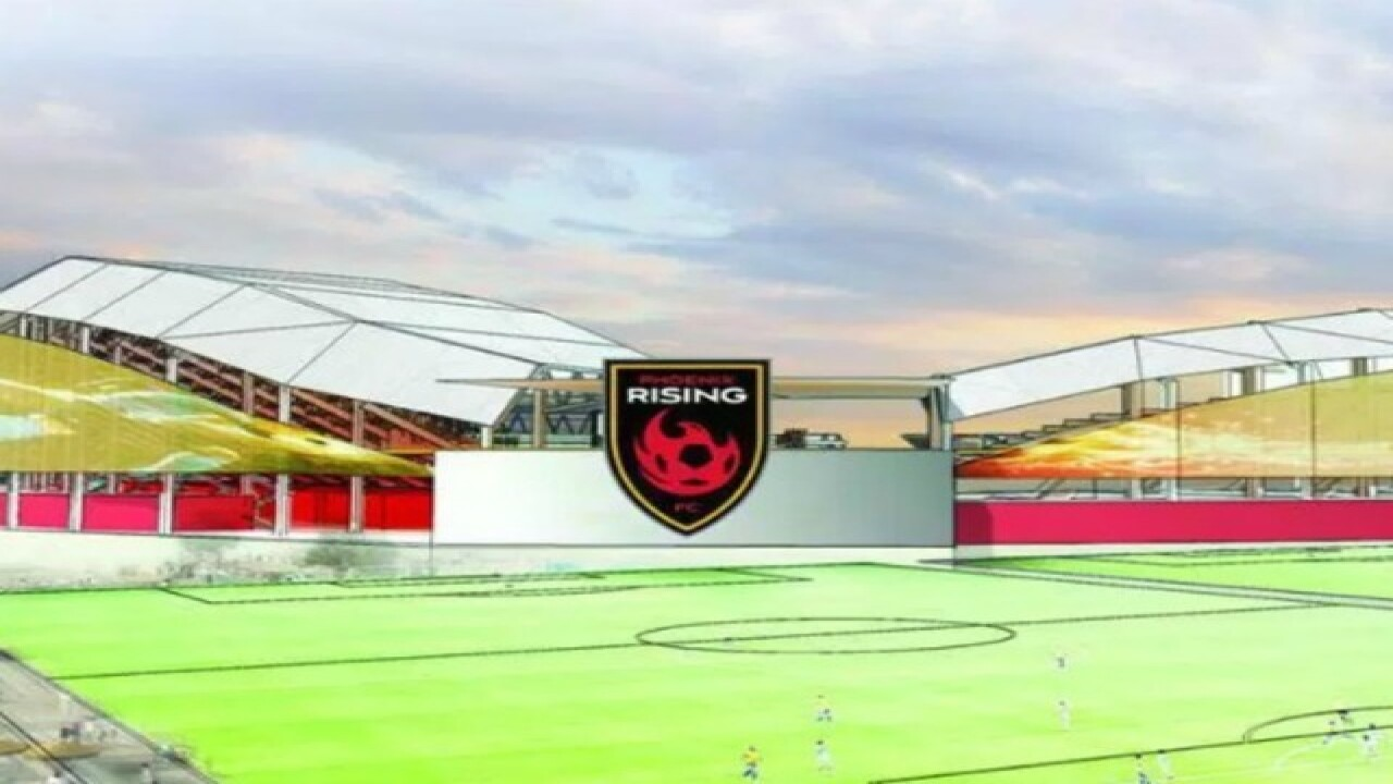 AZ United announces East Valley stadium plans
