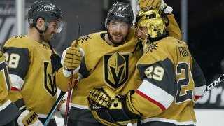 Coyotes Golden Knights Hockey