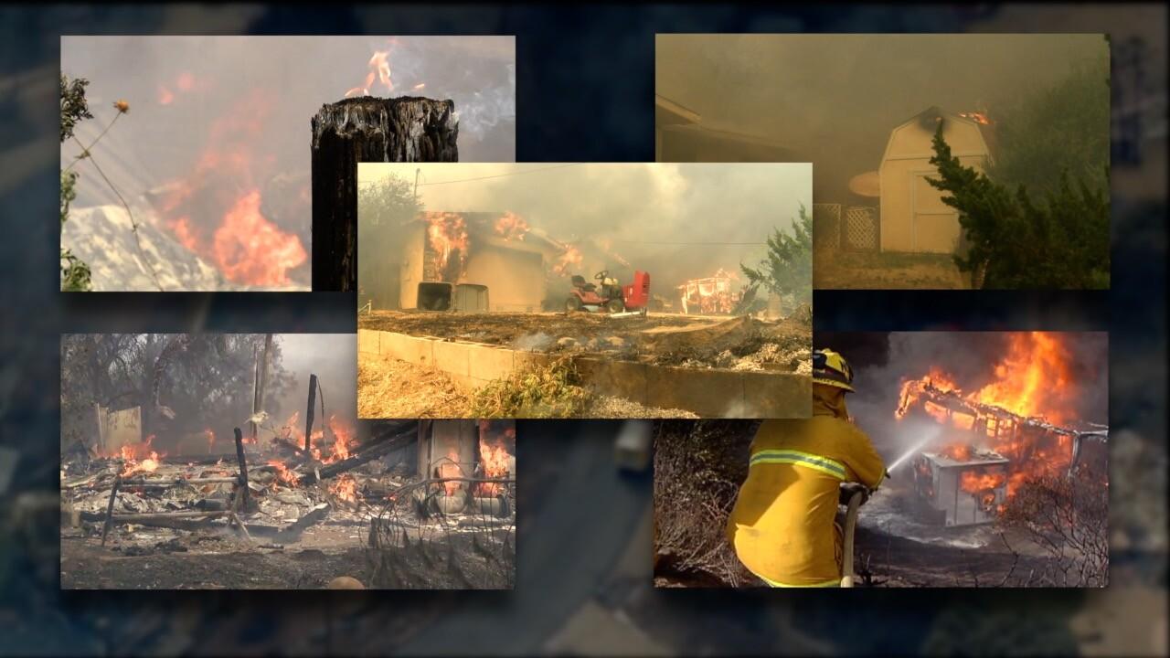 SD Fires