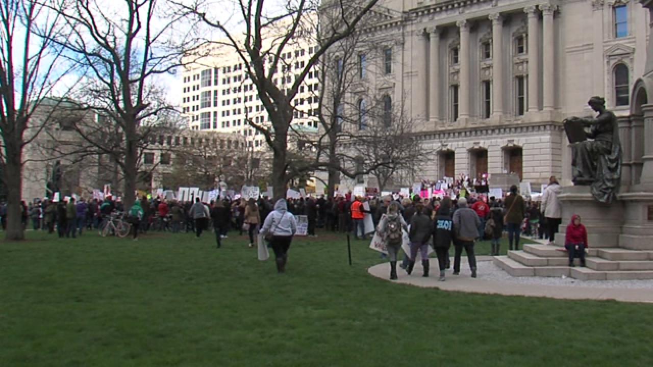 PICS: Women's right's rally