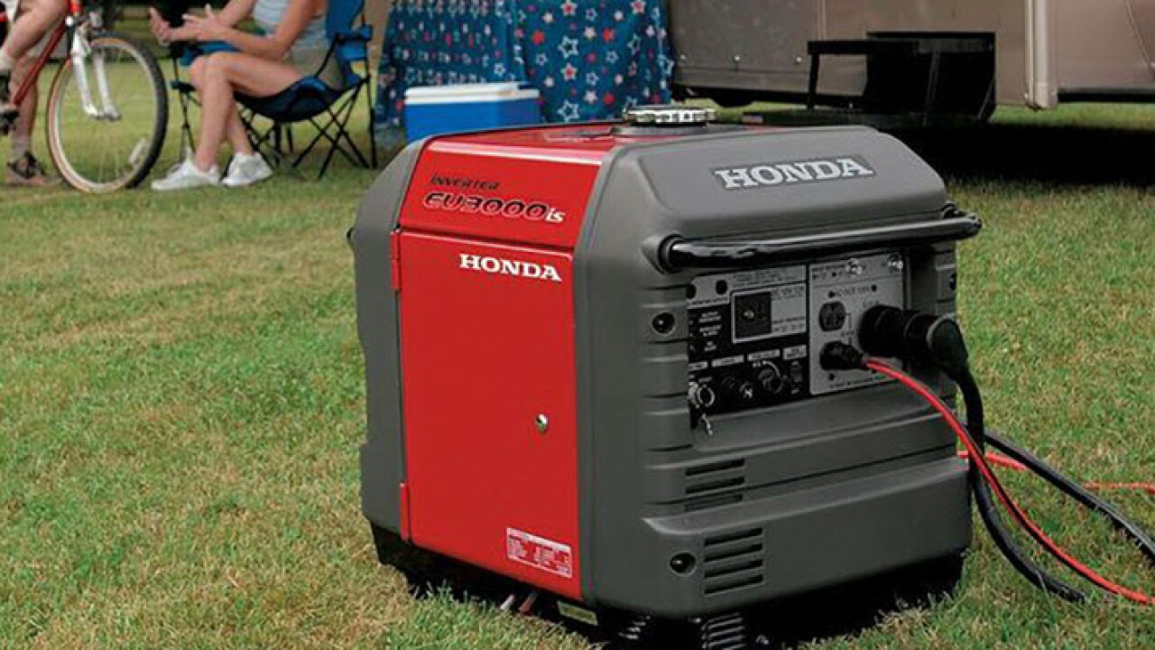 Consumer Reports rates home generators for power failures