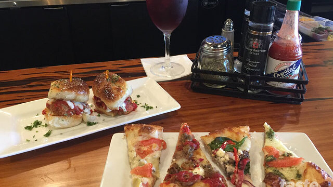 Pizza Girls newest location in Palm Beach Gardens has more options on the menu