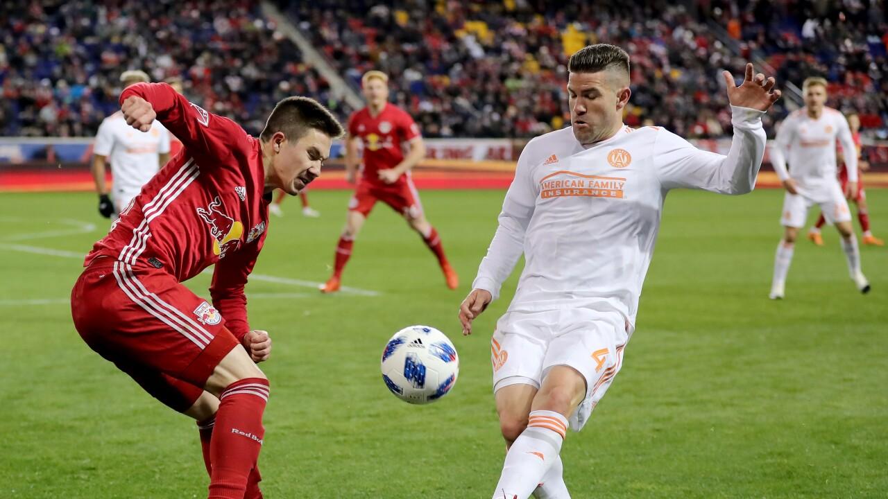 Atlanta United FC v New York Red Bulls: Eastern Conference Finals - Leg 2