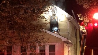 12 displaced; three others taken to hospital after early morning fire in South Buffalo
