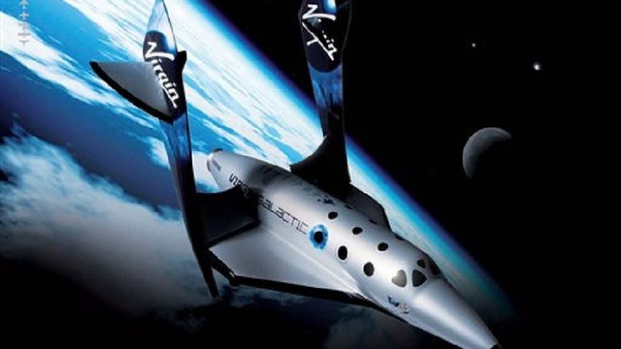 Virgin Galactic to roll out space tourism plane