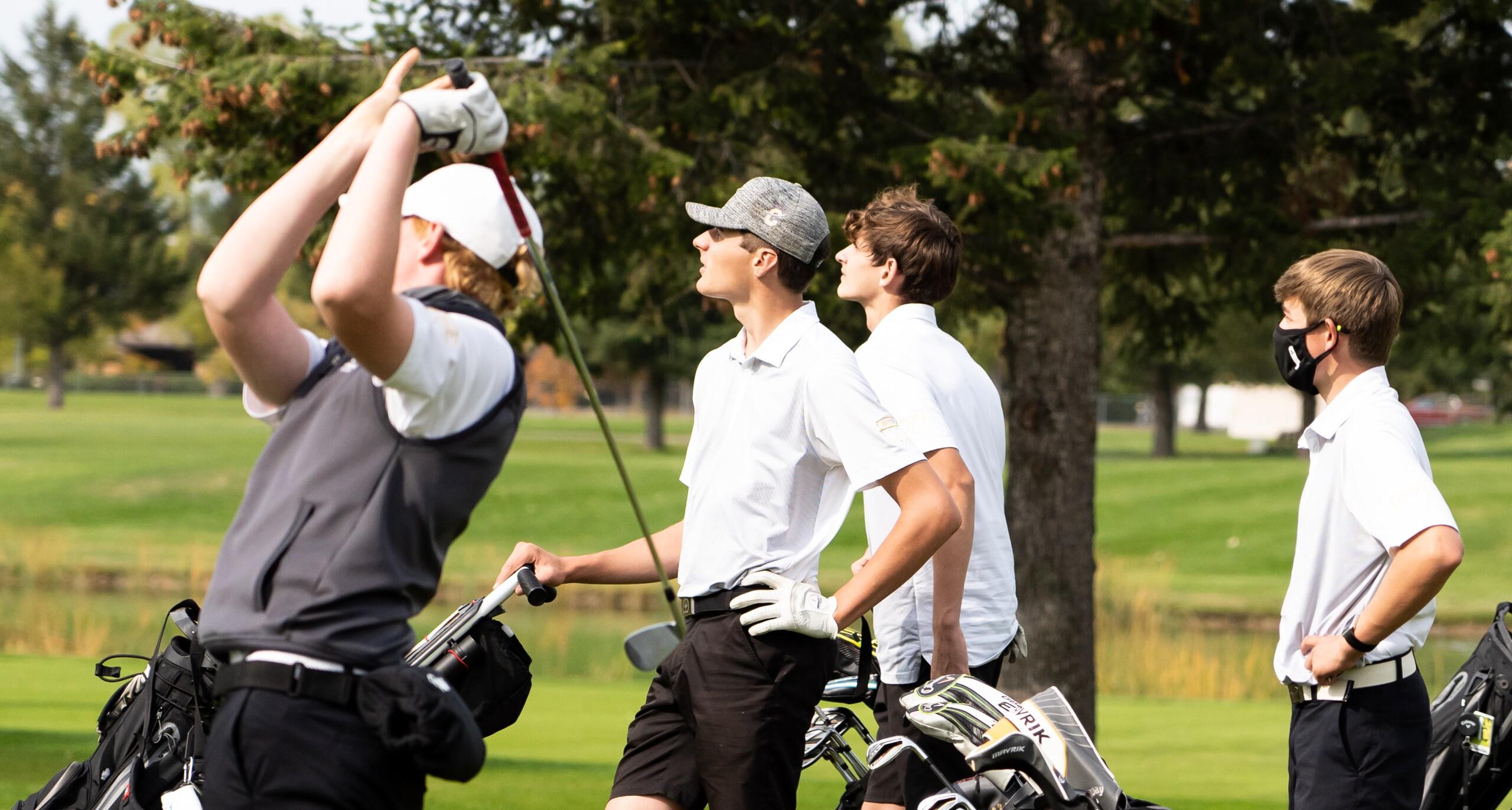 Helena Capital golfers.jpg