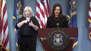 Governor Whitmer Update