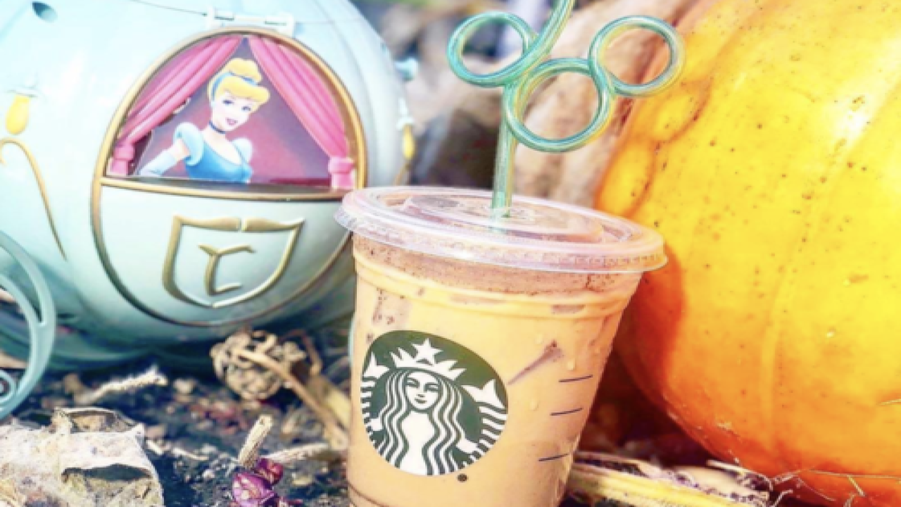 Here's How To Order A Pumpkin Spice 'Cinderella Latte' From Starbucks' Secret Menu