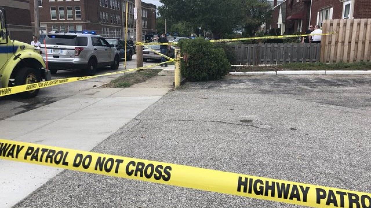 Officer-involved shooting on CLE's east side