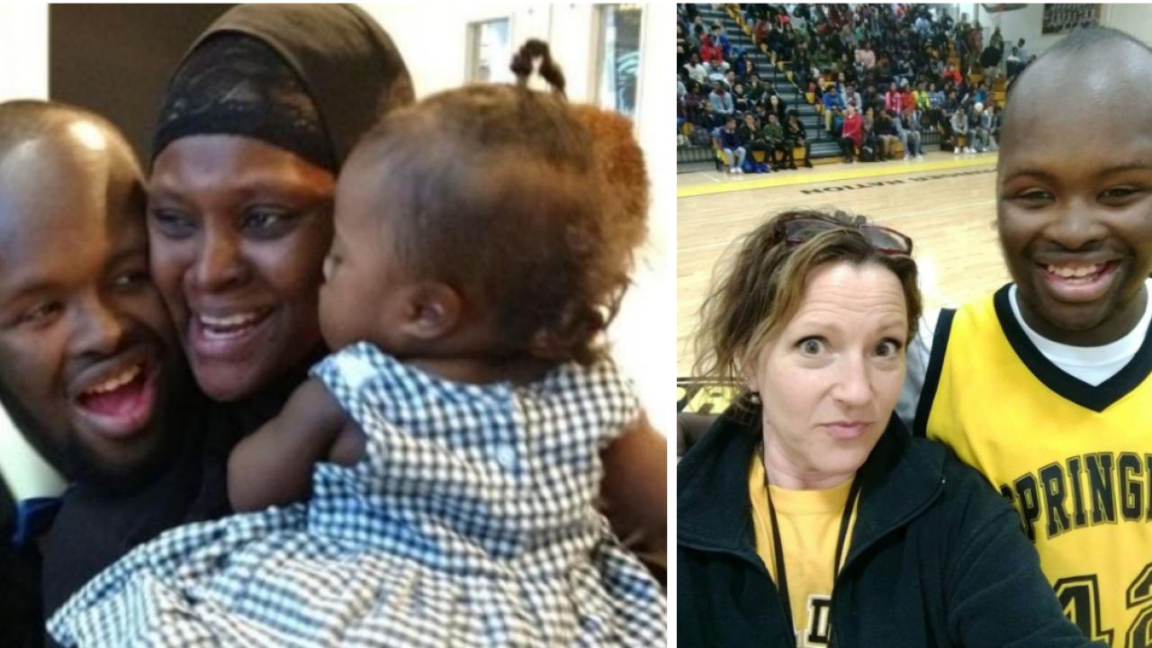 Teacher helps Henrico family after lightning strikes home: 'Mom's got a lot on herplate'