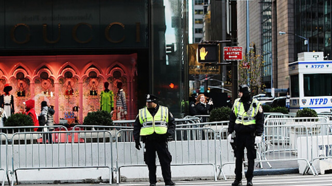 Trump Tower security might cause some nearby businesses to close