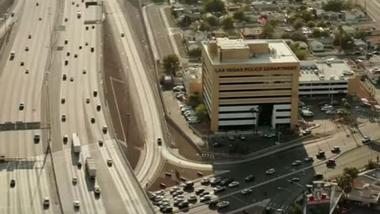 Las Vegas setting for new Jamie Foxx movie