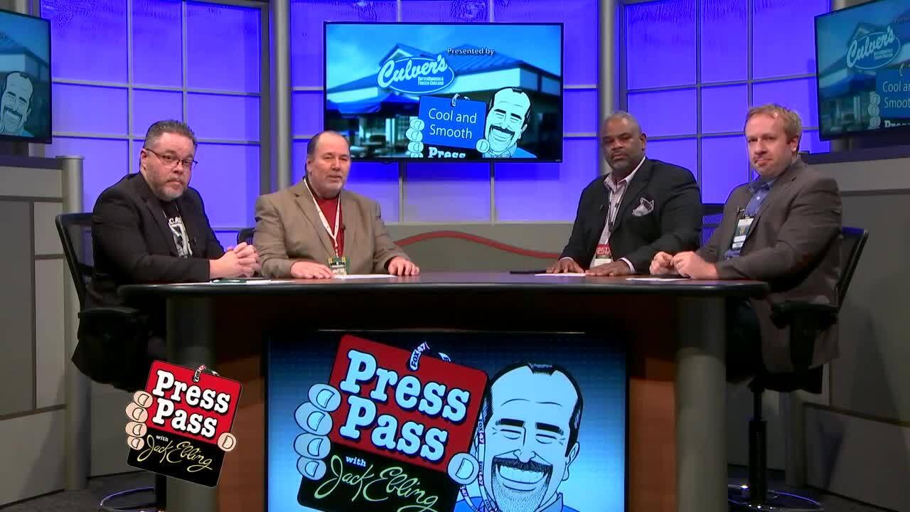 Press Pass All Stars: 12/23/18