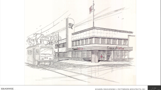SquashWise plans to redevelop old Greyhound bus terminal