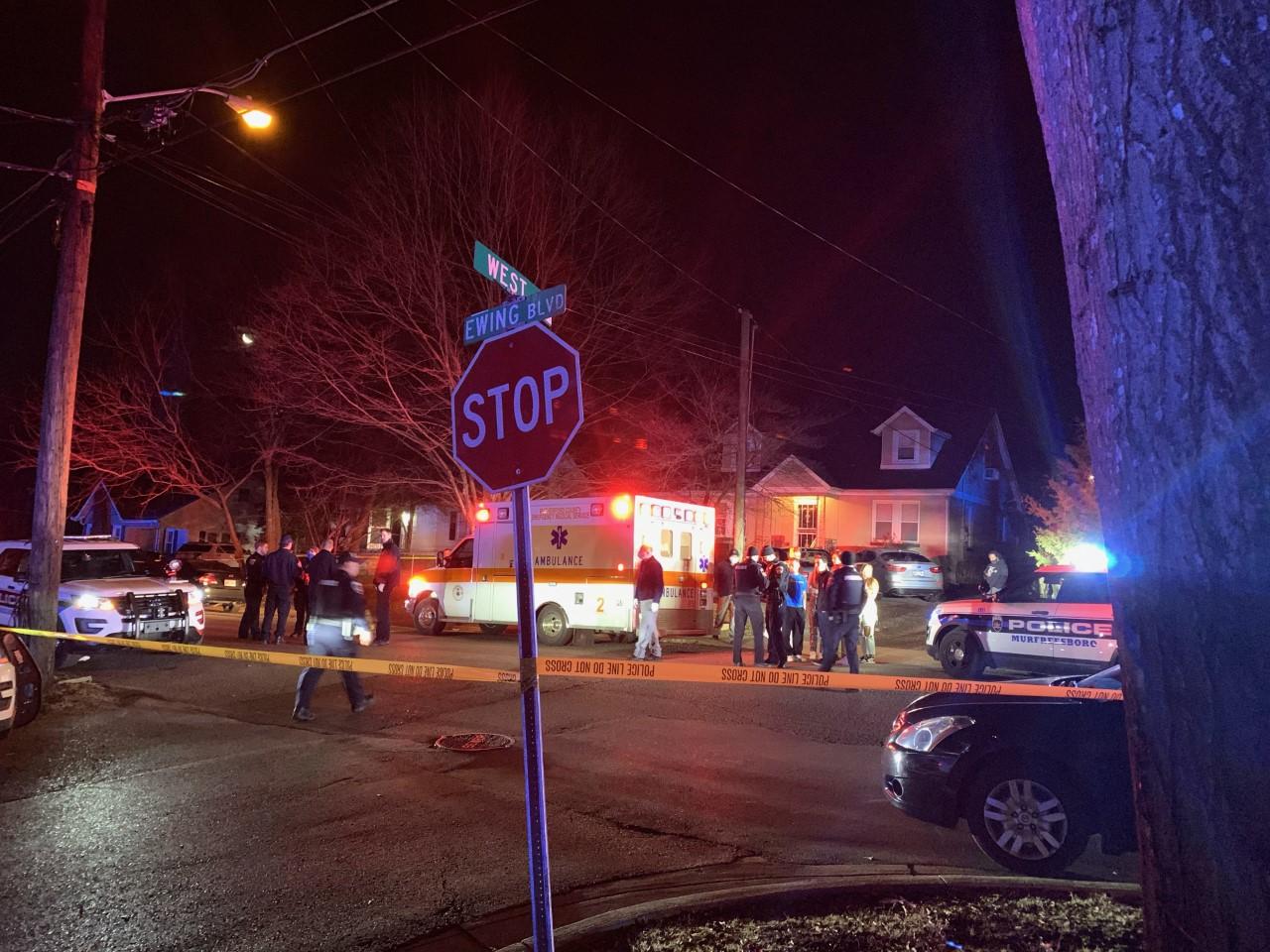Murfreesboro Ewing Boulevard Party Shooting 1.png