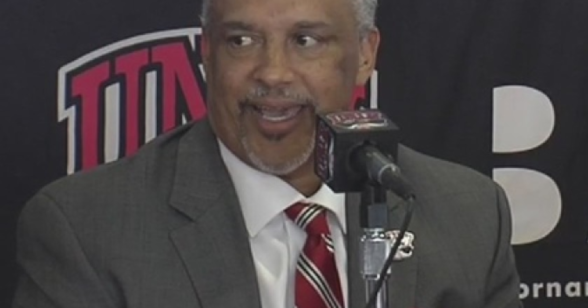 Marvin Menzies out as UNLV men's basketball head coach