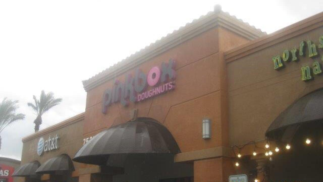 Pink Box Doughnuts headlines Dirty Dining