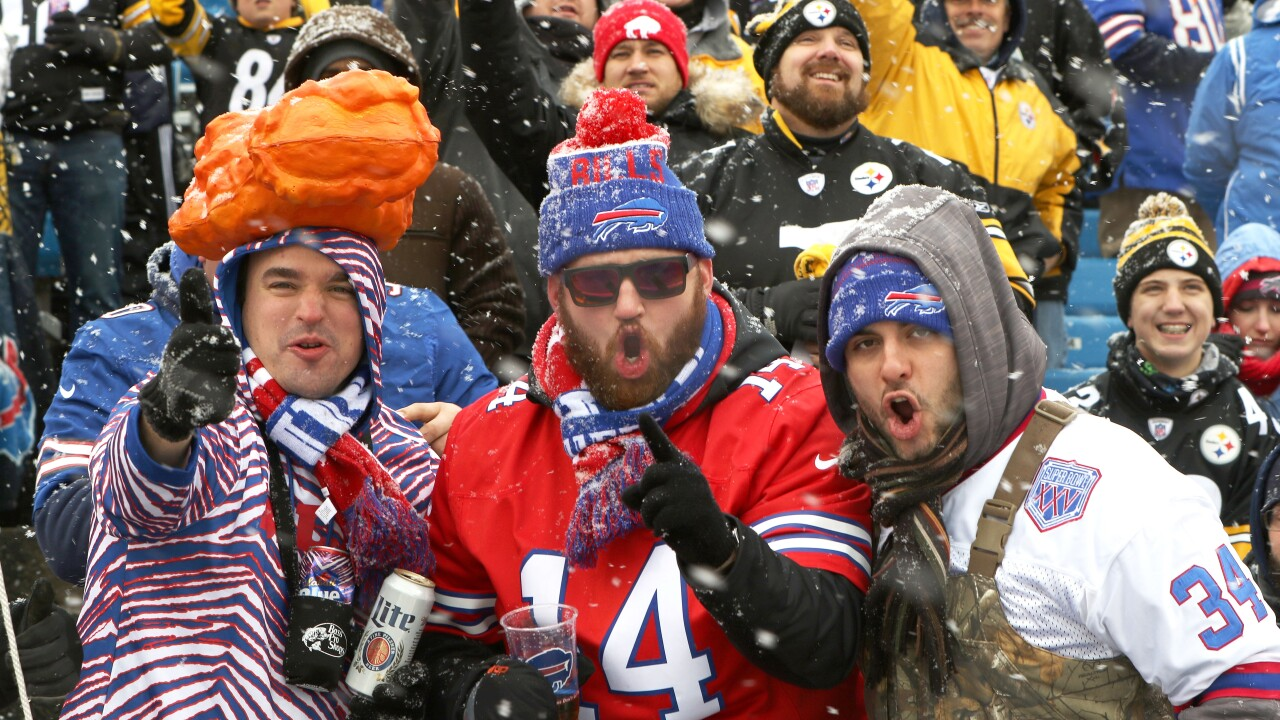 Pittsburgh Steelers v Buffalo Bills