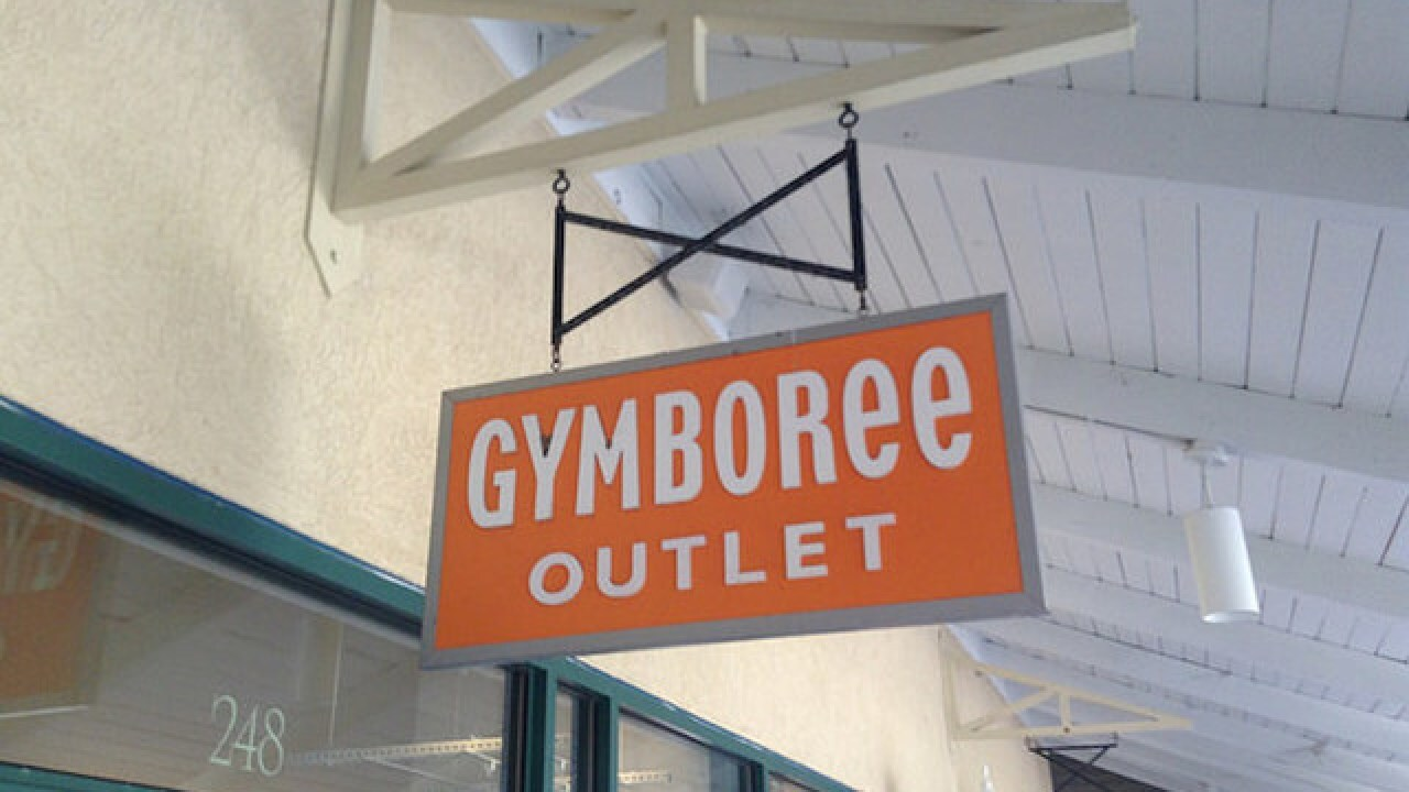 1adcbab19 Gymboree, Crazy 8 branded stores to close, according to bankruptcy ...