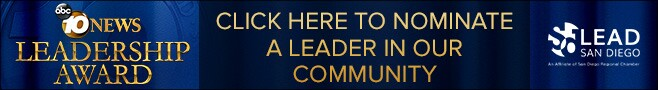 NOMINATE A LEADER TODAY