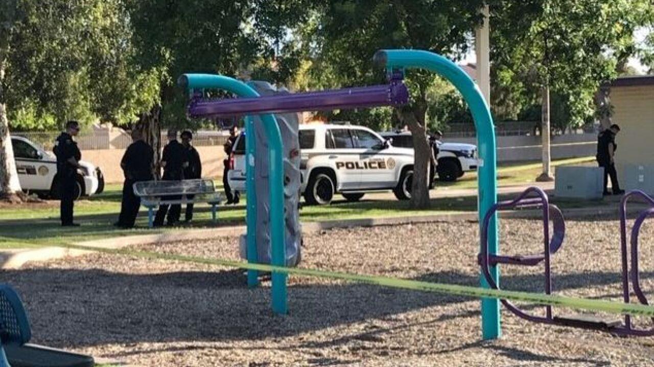 Glendale Park Shooting 5-16-20