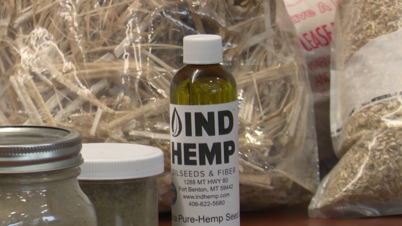 Cascade County Farmer's Union members tour hemp facility in Fort Benton