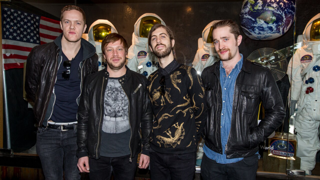 NYE: Imagine Dragons, Ariana Grande at Cosmo