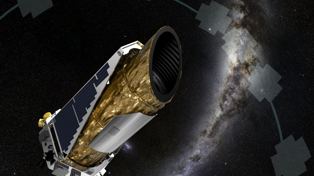 Reborn Kepler spacecraft discovers another planet
