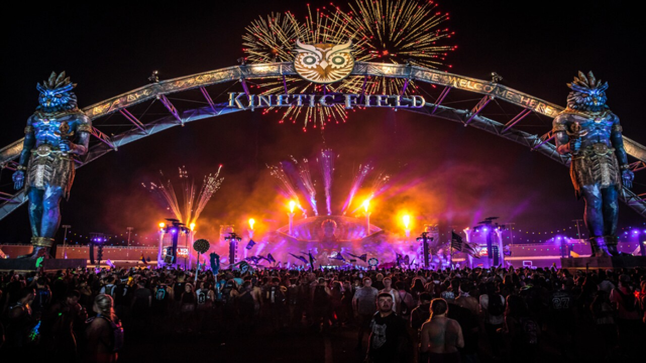 Family says man died because of heat at EDC