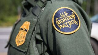 Five men arrested for alleged human smuggling, one claims to be national guardsman