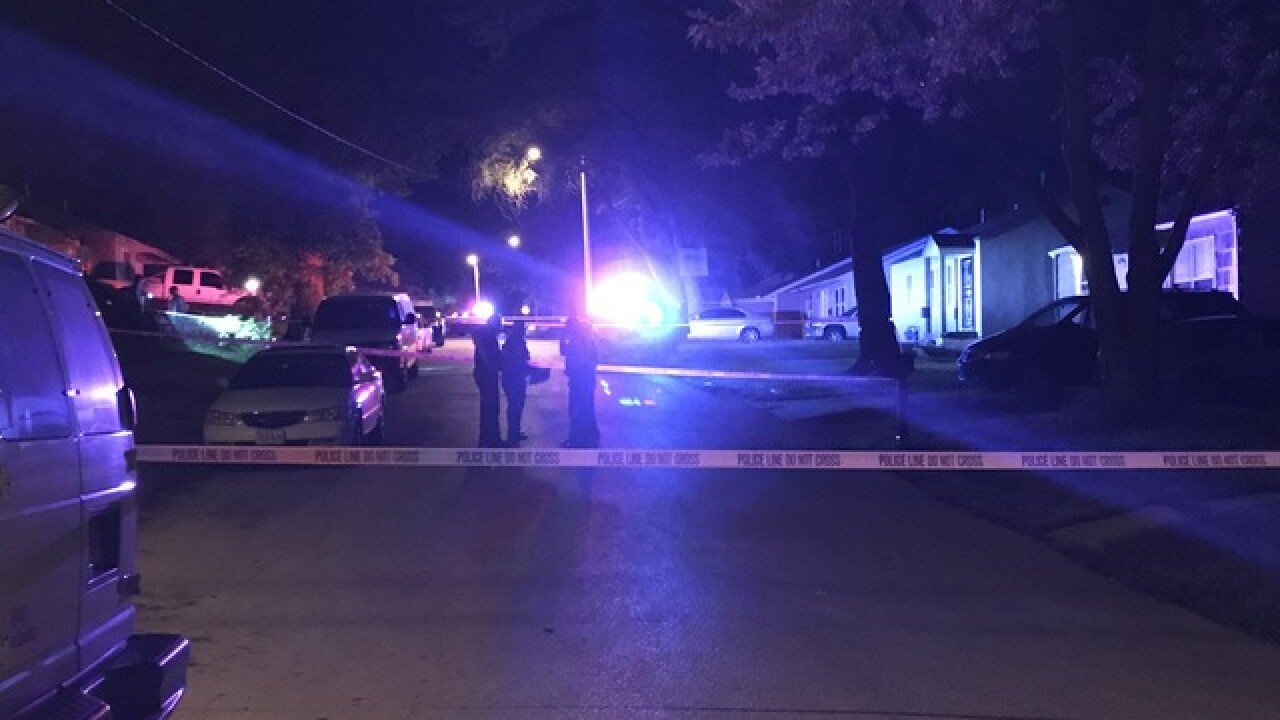Man shot in home at 31st  and Mellier