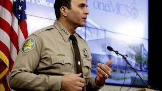 MCSO Sheriff Paul Penzone