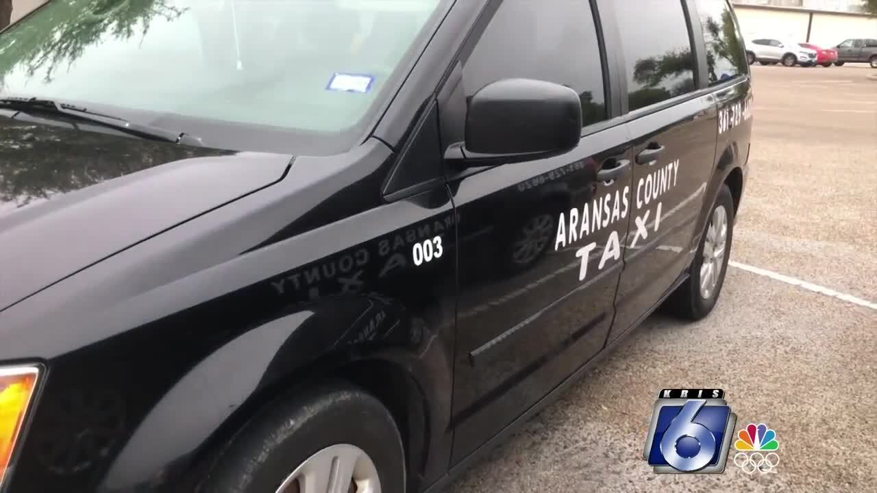 The Aransas County Taxi Business is facing challenging times because of the coronavirus outbreak.