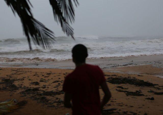 PHOTOS: Hurricane Irma wreaks havoc in Puerto Rico