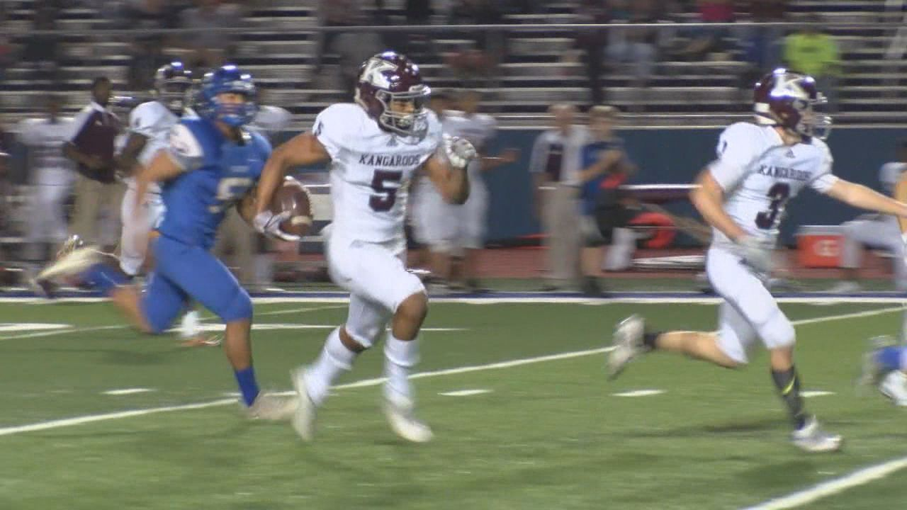 Killeen vs. Copperas Cove: the Red Zone Week 4 Game of the Week