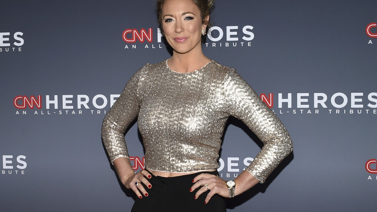 "Another CNN anchor Brook Baldwin ""I've tested positive for the coronavirus"""