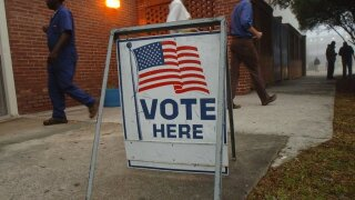 Poll hours extended in some areas as midterm voting draws to a close