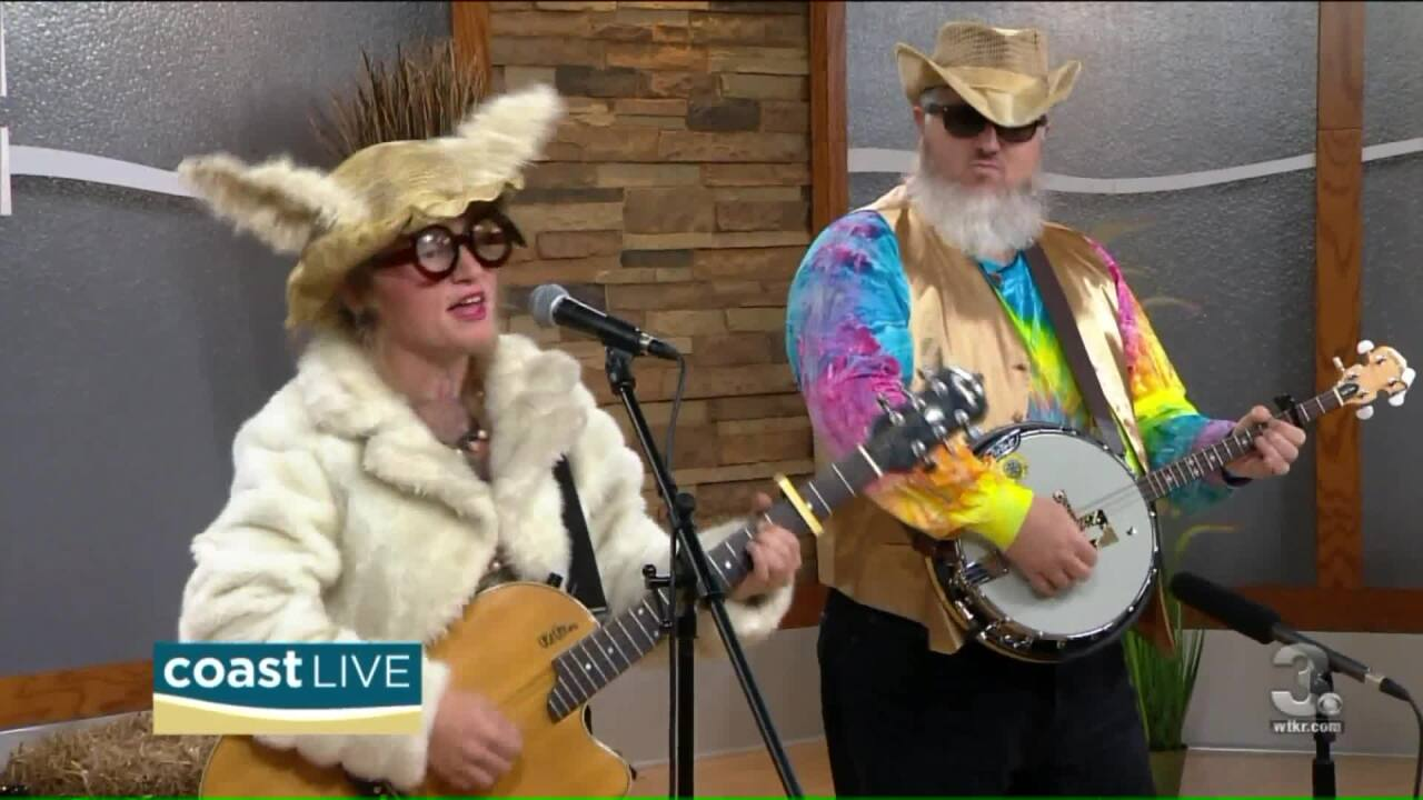 """Local Music with Tornado Bait and their """"Grunge Grass"""" on CoastLive"""