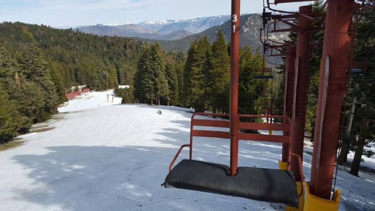 alta sierra ski resort still closed for the season after lack of snow