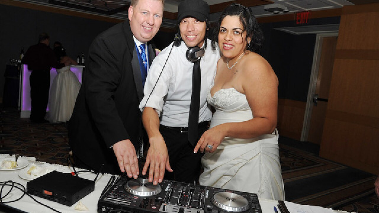 To save money on wedding music, scratch the DJ and DIY
