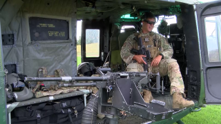 Malmstrom airmen and partners train in Cascade