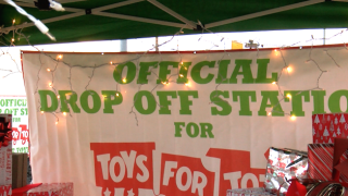 Thousands of toys donated for children in the Flathead Valley