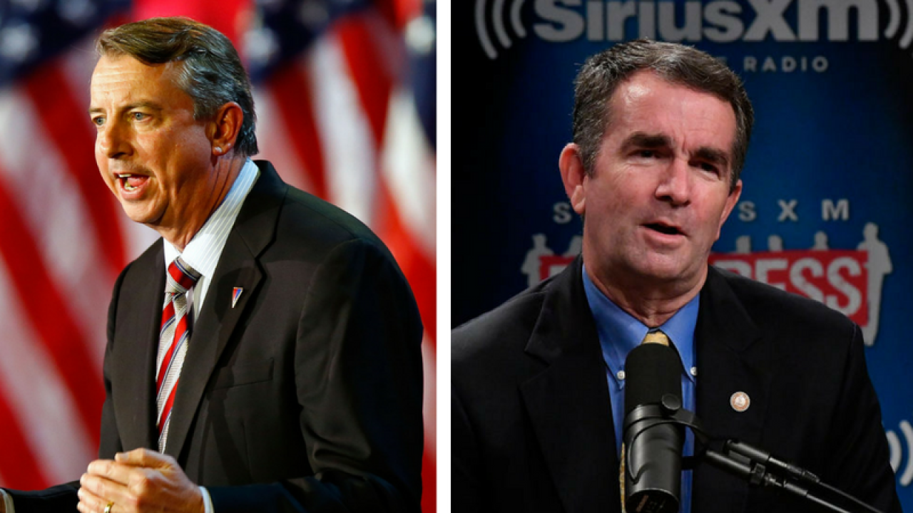 CNU Poll: Northam breaks 50%, takes 7-point lead over Gillespie