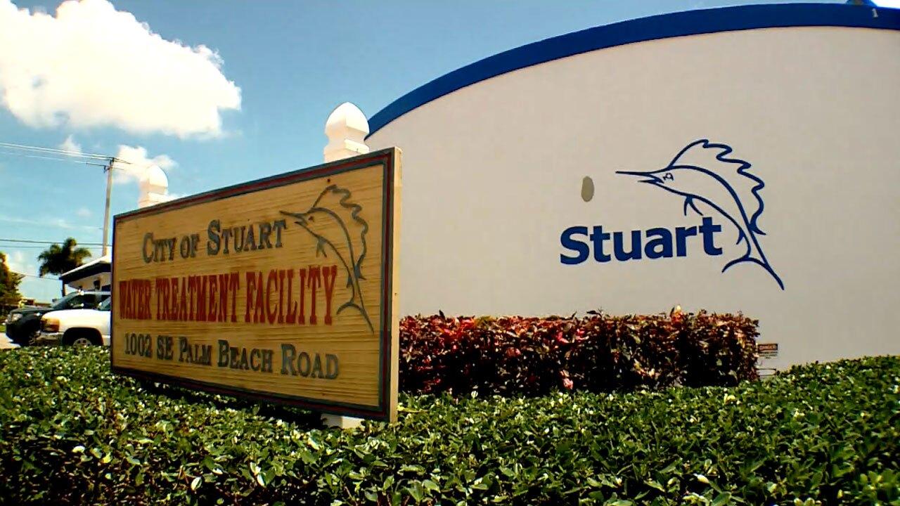 Stuart Water Treatment Facility