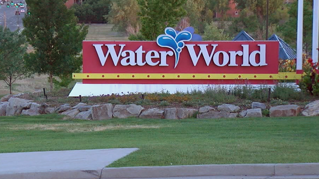 Mom says kids got sick after trip to Water World