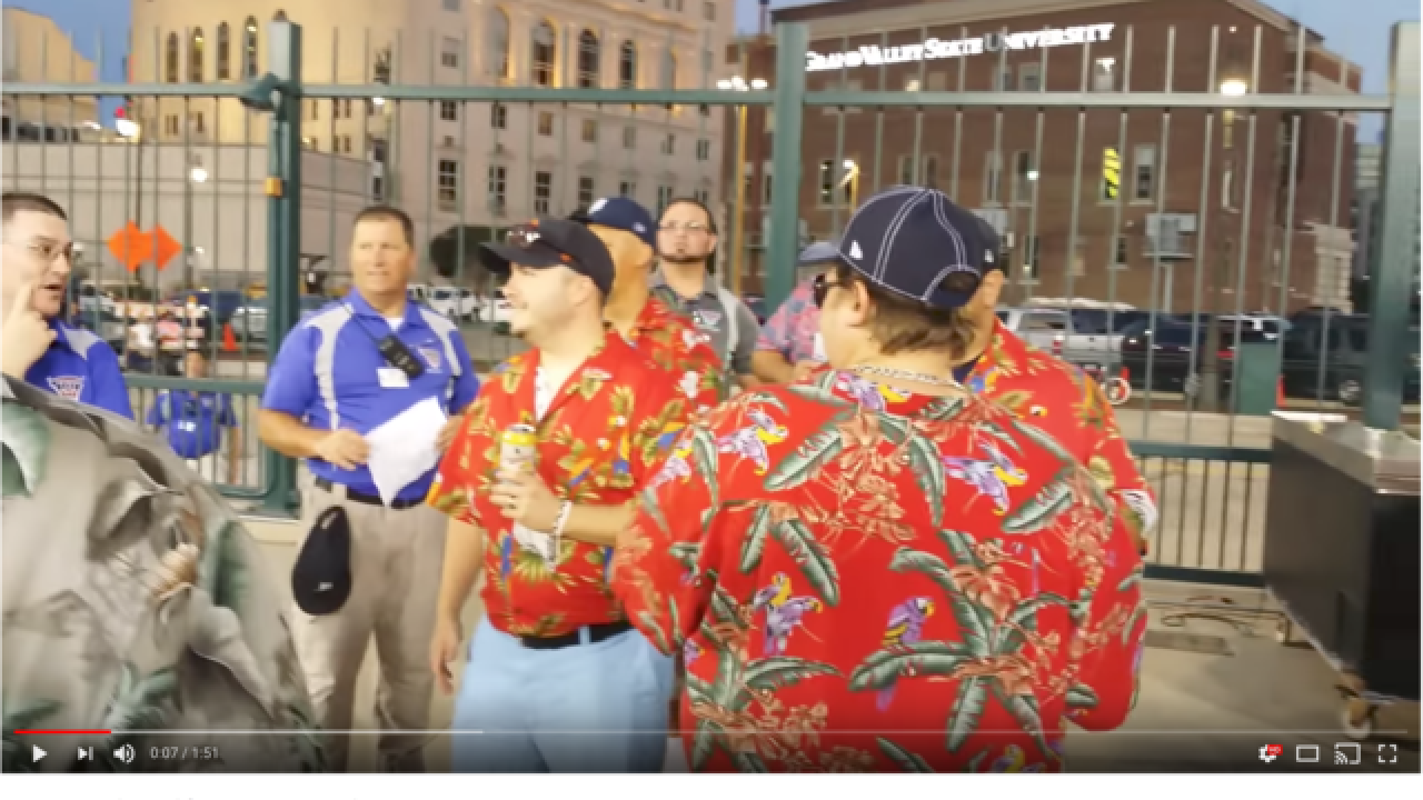 Magnum, P.I. lookalikes kicked out of CoPa